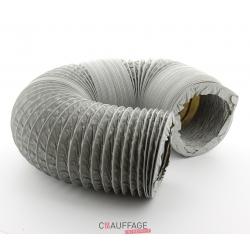 Flexible diametre 160 mm lg 6 m pour ventilation uniquement
