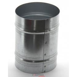 Manchon pour raccordement de 2 gaines diametre 160 mm entre elles pour v1