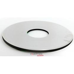 Jeu de 2 plaques pour cheminee diametre 153/180 serres plastiques