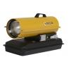 Chauffage direct air pulse portable au fuel puissance 20 kw