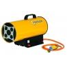 Chauffage air pulse gaz propane puissance reglable de 10 a 16 kw