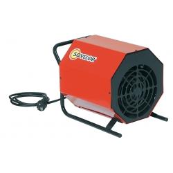 Chauffage air pulse portable electrique 230 v 3.3 kw