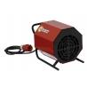 Chauffage air pulse portable electrique 380 v tri puissance reglable 2.5 ou 5 kw