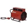 Chauffage air pulse portable electrique 380 v tri puissance reglable 4.5 ou 9 kw