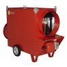 Chauffage mobile indirect gaz naturel air pulse avec bruleur 20 mbar riello puissance 174,4 k JUMBO175G20R