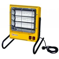 Chauffage rayonnant portable electrique 230 v céramique
