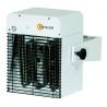 Chauffage air pulsé suspendu électrique 5 kw