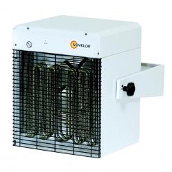 Chauffage air pulsé suspendu électrique 9 kw