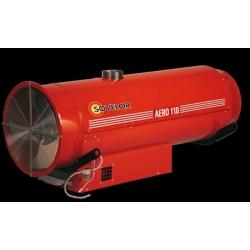 Chauffage indirect air pulse a suspendre avec bruleur fuel 110 kw