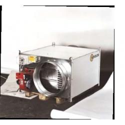 Chauffage air pulse fuel puissance calorifique 81.4 kw FARM80