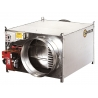 Chauffage air pulse gaz naturel riello - puissance 104,7 kw FARM105G20R
