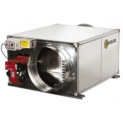 Chauffage air pulse fuel puissance calorifique 174,4 kw FARM175
