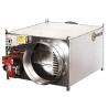 Chauffage air pulse sans bruleur puissance 104,7 kw - debit 6000 m3/ FARM105CSB
