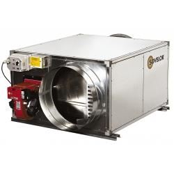 Chauffage air pulse gaz naturel riello - puissance 220,9 kw FARM220G20R