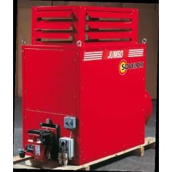 Chauffage air pulse fuel puissance 104,7 kw - 230 v ~1 50 h JUMBOS105H