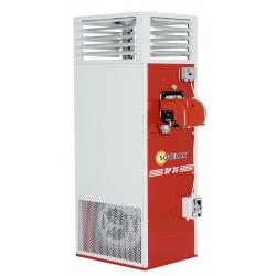 Chauffage fixe air pulse avec bruleur fuel puissance 34,9 kw SP35