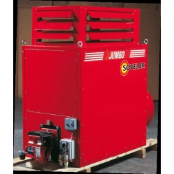 Chauffage Sovelor 133,7 kW JUMBOS135CG31R