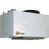 Aerodestratificateur avec bruleur gaz naturel 20 mbar 55 kw