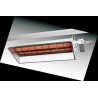 Chauffage radiant gaz naturel 2 allures 25,7 kw RL29/2GN