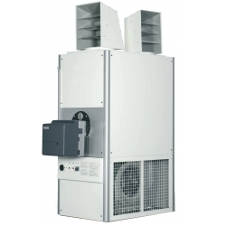 Chauffage air pulse gaz propane 46,5 kw plénum SF45G31PR