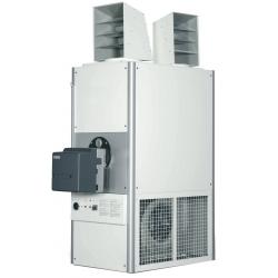 Chauffage air pulse gaz naturel 20 mbar 697,7 kw plénum SF700G20PR