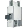 Chauffage air pulse gaz naturel 20 mbar 60,7 kw plénum SF70G20PR