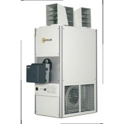 Chauffage air pulse gaz naturel 300 mbar 1163 kw plénum SF1200G300PR