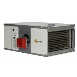 Chauffage air pulse fuel 116,2 kw horizontal SFH130FR