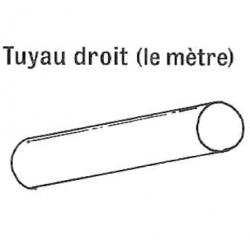 Tubage flexible inox diametre 153 (le metre lineaire) de chauffage sovelor