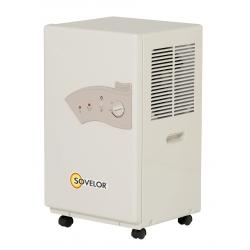 Deshumidificateur semi-professionnel mobile capacite 20l/jour DR20E