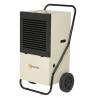 Deshumidificateur semi-professionnel mobile sur roues 72 l/jour DR73E