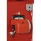 Chauffage fixe air pulse avec bruleur fuel 34,8 kw SP35