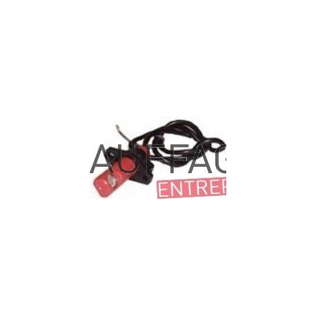 cellule photo electrique rouge brahma fc7 pour bruleur ecoflam de c. Black Bedroom Furniture Sets. Home Design Ideas
