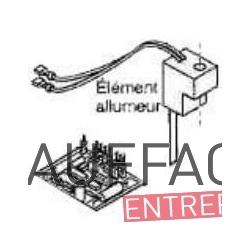 Kit allumeur + platine 230 v pour master ceh tous modeles