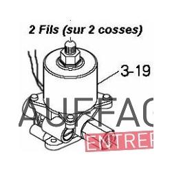 Pompe fuel val6 ancien modele type vskx63 / 2 cosses jusqu'a 01-01-2001