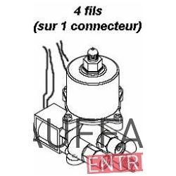 Pompe fuel val6/2 depuis 2001 type vscd-vscdx-vscdr 63 raccordement par connecteur