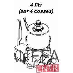 Pompe fuel val6/2 ancien modele type vscd-vscdx 63 / 4 cosses jusqu'au 01 01 2001 (ep8j)