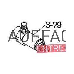 Valve de purge d'air pour val6 - val6/2 et kb1