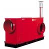 Chauffage mobile air pulse bruleur gaz naturel riello 300 mbar JUMBOEX135G300RC
