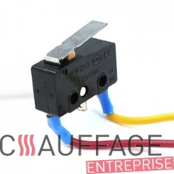 Interrupteur d'allumage de chauffage sovelor dso30 n/2 et dso30s/2 et dso31