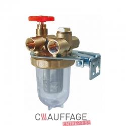 Filtre fuel complet de chauffage sovelor master b300