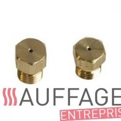 Injecteur gaz propane g31 1.7 pour chauffage sovelor rl12 rl24/2 et rl48/2