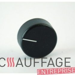 Bouton du thermostat de chauffage sovelor 9000ti