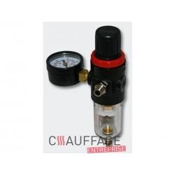Vis de reglage pression d'air pour chauffage sovelor master