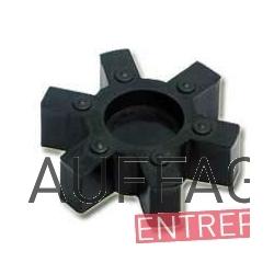 Accouplement plastique moteur/pompe pour chauffage sovelor ec/ge am