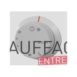 Bouton selecteur et thermostat pour chauffage sovelor 15000tx