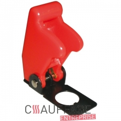 Protection pour interrupteur de chauffage sovelor master ceb-ceh-ced