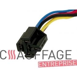 Support de relais pour chauffage sovelor gpn120