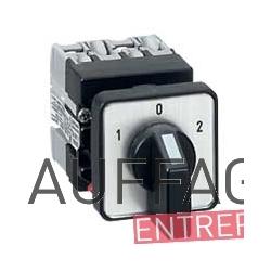 Interrupteur 0-1-2 pour chauffage sovelor ec/ge am
