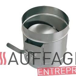 Volet de reglage air pour chauffage sovelor ge45 ec25 ec35 am